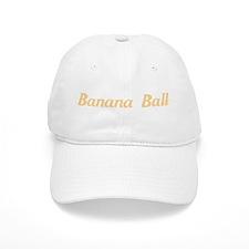 Banana Ball Baseball Cap