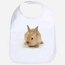 Sweet Little Bunny Rabbit Bib