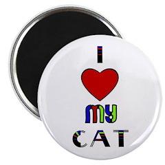 LOVE MY CAT 2.25