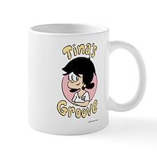 Tina Face With Logo Mug