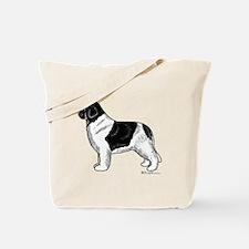 Newfoundland Tote Bag (Landseer)