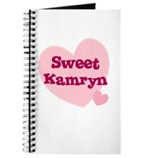 Sweet Kamryn Journal