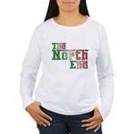 The North End Women's Long Sleeve T-Shirt