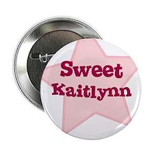 Sweet Kaitlynn Button