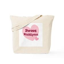 Sweet Kaitlynn Tote Bag