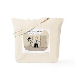 More Time Tote Bag