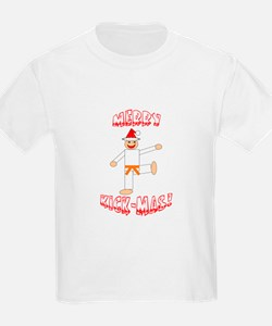 Martial Arts Christmas T-Shirt