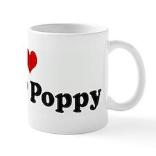 I Love Nana & Poppy Mug
