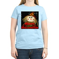 Happy Halloween Scarecrow T-Shirt
