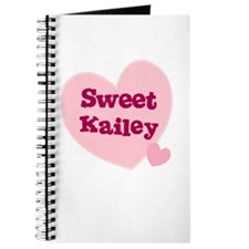 Sweet Kailey Journal