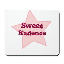 Sweet Kadence Mousepad