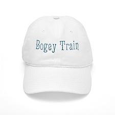 Bogey Train Baseball Baseball Cap