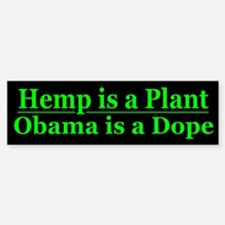 Obama is a dope