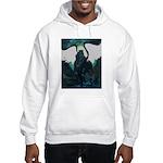 black pegasus Hooded Sweatshirt