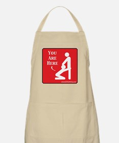 Here BBQ Apron