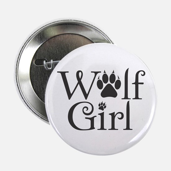 "Breaking Dawn-Wolf Girl 2.25"" Button"