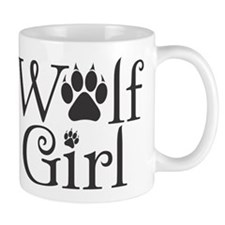 Breaking Dawn-Wolf Girl Mug