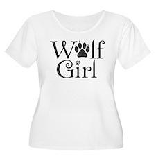 Breaking Dawn-Wolf Girl T-Shirt