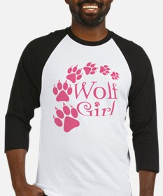 Breaking Dawn-Wolf Girl Baseball Jersey
