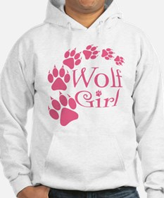 Breaking Dawn-Wolf Girl Hoodie