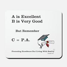 C=PA Mousepad