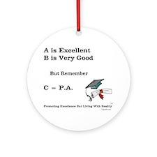 C=PA Ornament (Round)