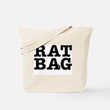 RAT BAG - WITH RAT Tote Bag