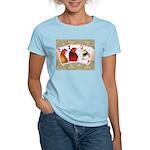 Family Cards Women's Light T-Shirt