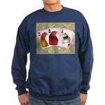 Family Cards Sweatshirt (dark)