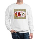 Family Cards Sweatshirt