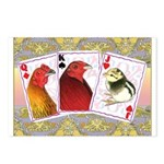 Family Cards Postcards (Package of 8)