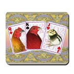 Family Cards Mousepad