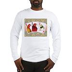 Family Cards Long Sleeve T-Shirt
