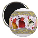 """Family Cards 2.25"""" Magnet (10 pack)"""