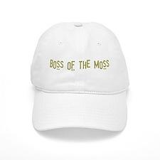 Boss of the Moss Baseball Baseball Cap
