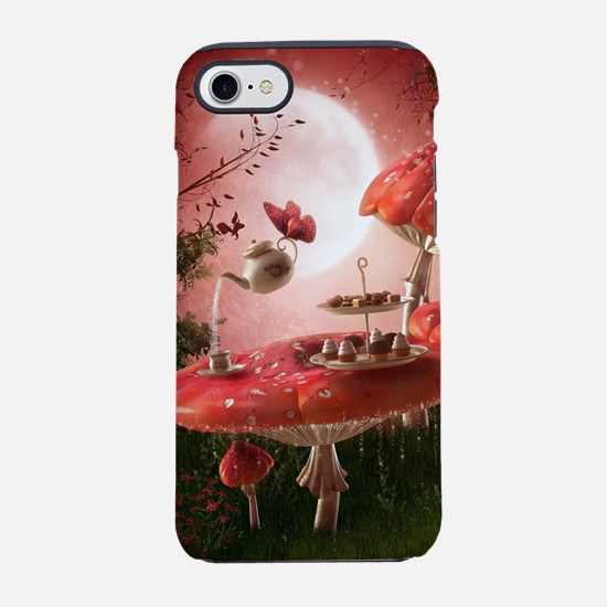 Surreal Tea Party iPhone 7 Tough Case