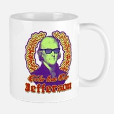 Jefferson Cooler Than Ever Mug