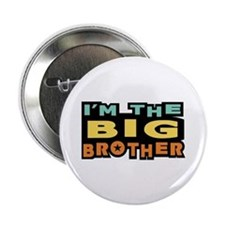 "I'm The Big Brother 2.25"" Button"