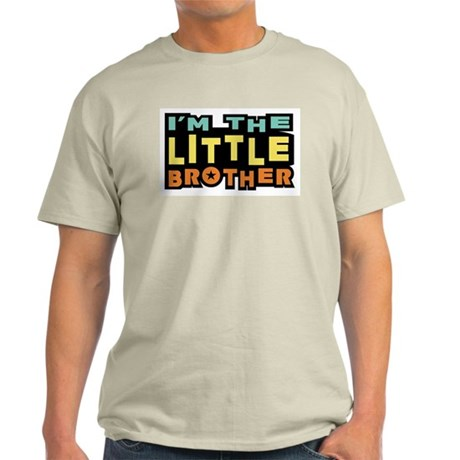I'm The Little Brother Light T-Shirt