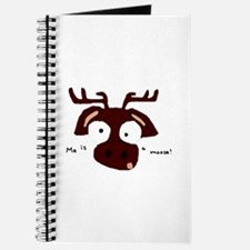 Me is a Moose Journal