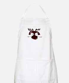 Me is a Moose BBQ Apron