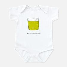 GlassOFpee Infant Bodysuit