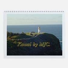 Kauai Wall Calendar by MJC