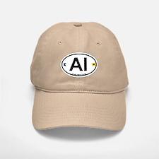 Amelia Island FL Baseball Baseball Cap