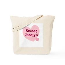 Sweet Joselyn Tote Bag