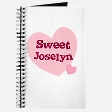 Sweet Joselyn Journal