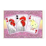 Delaware Family Cards Postcards (Package of 8)