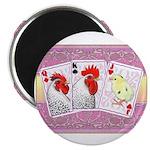 Delaware Family Cards Magnet