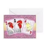 Delaware Family Cards Greeting Cards (Pk of 10)