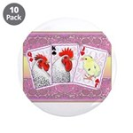 """Delaware Family Cards 3.5"""" Button (10 pack)"""